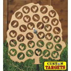 CRITTER TREE Reactive Airgun Target