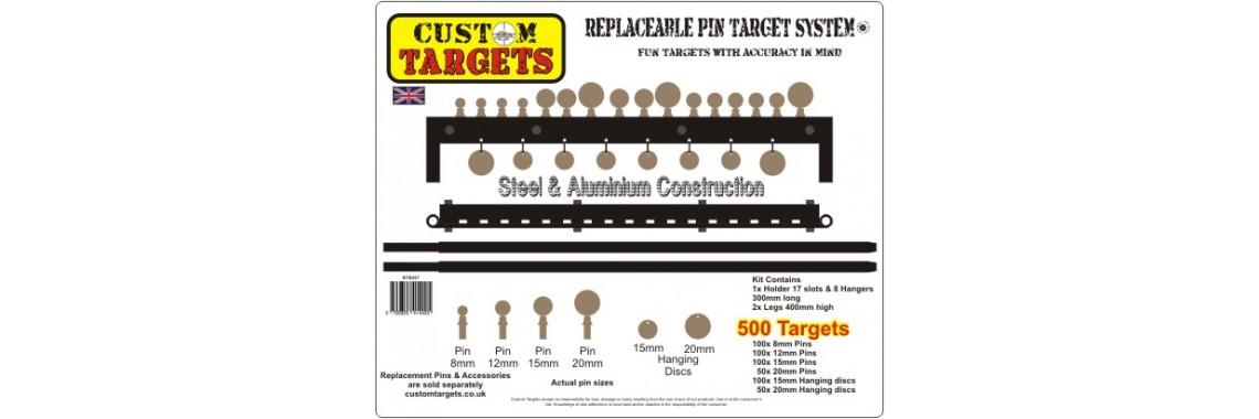 Pin Target System