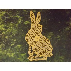 LARGE RABBIT Reactive Target LAST OF STOCK  - NOW DISCOUNTINUED