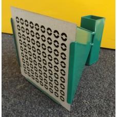 CARD 10 pack REACTIVE 14cm PELLET CATCHER  TARGET INSERTS