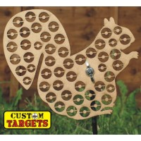 Small SQUIRREL Reactive Airgun Target