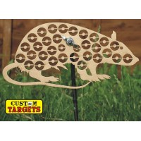 RAT Reactive Airgun Target