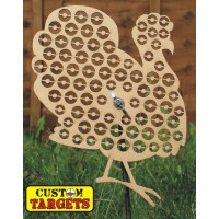 TURKEY Reactive Airgun Target