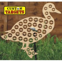 DUCK Reactive Airgun Target